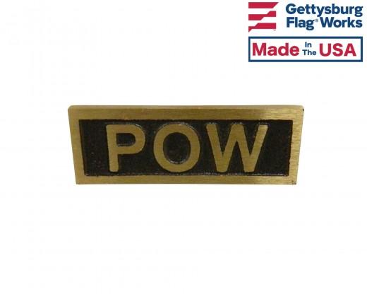 POW Service Insignia Plaque