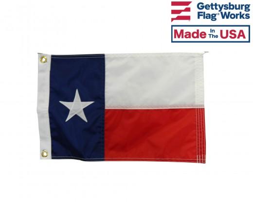 Texas Boat Flag