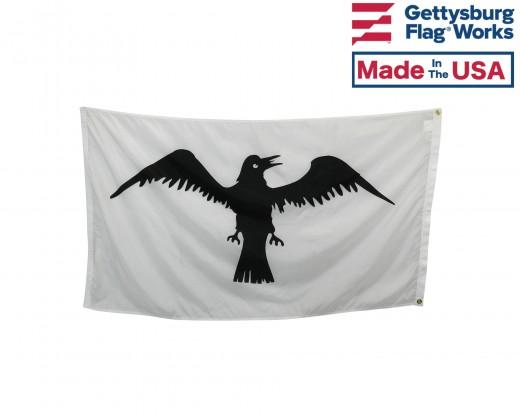 Black Raven Flag