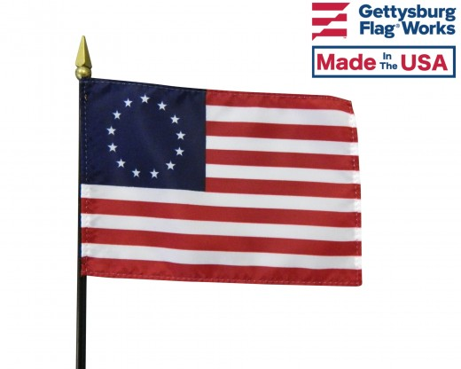Betsy Ross Stick