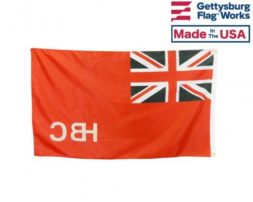 Hudson Bay Company Historical Flag