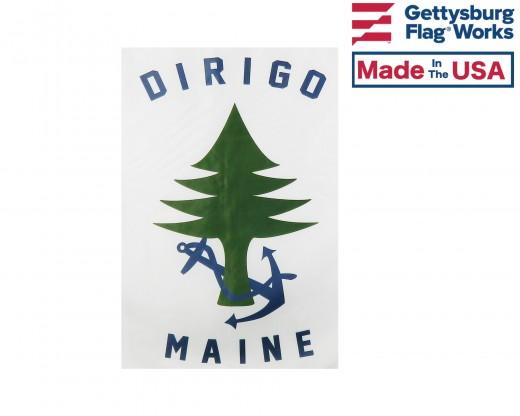 Dirgo - Maine Naval Ensign