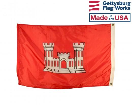 U.S. Army Engineer Flag