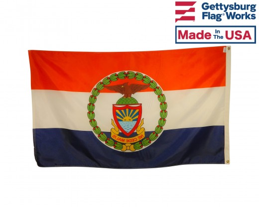 Bronx NY Borough Flag