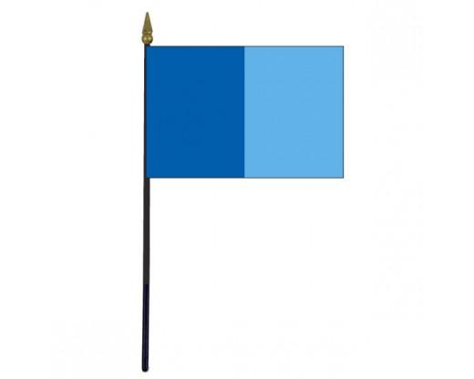 """Dublin County Stick Flag (Ireland) - 4x6"""""""