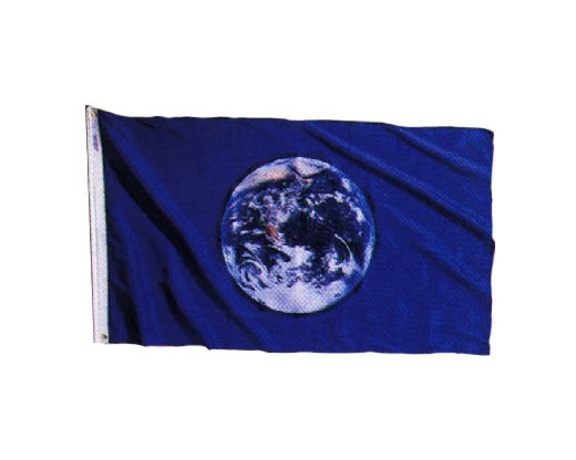 Earth Flag - 3x5'