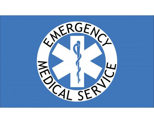 EMS FLAG - 3x5'