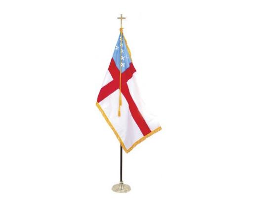 Episcopal Indoor Flag Set