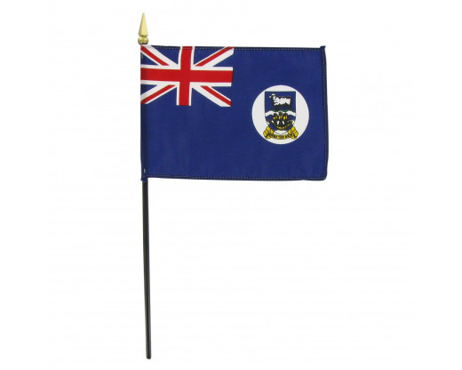 Falkland Islands Stick Flag