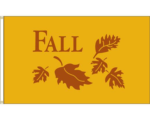 Fall Flag - 3x5'
