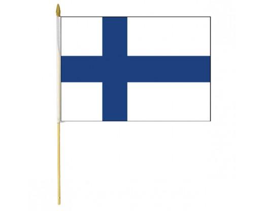 Finland Stick Flag