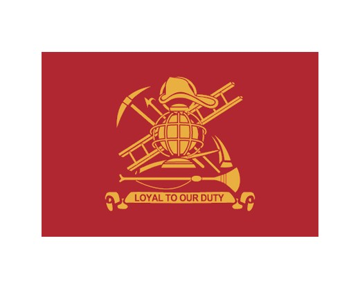 Firefighter (Loyal) Flag - 3x5'