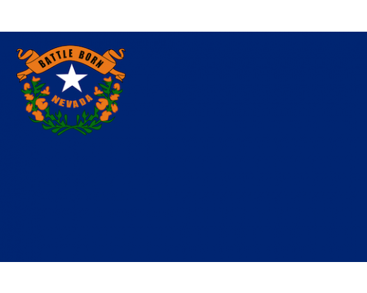 Nevada Flag - Outdoor
