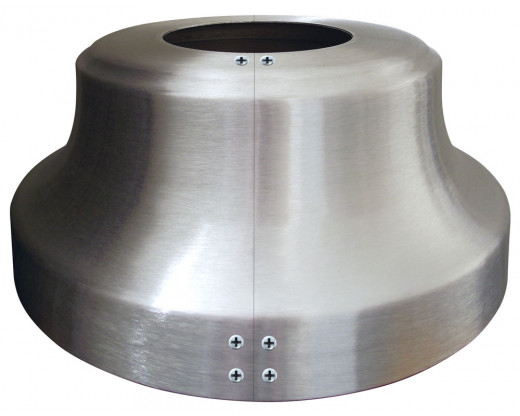 Heavy Duty Aluminum Flash Collar