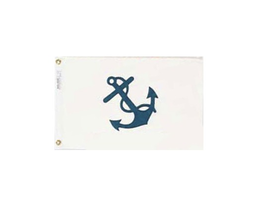 Fleet Captain Flag - 12x18""