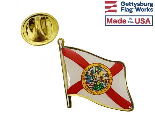 Florida Lapel Pin