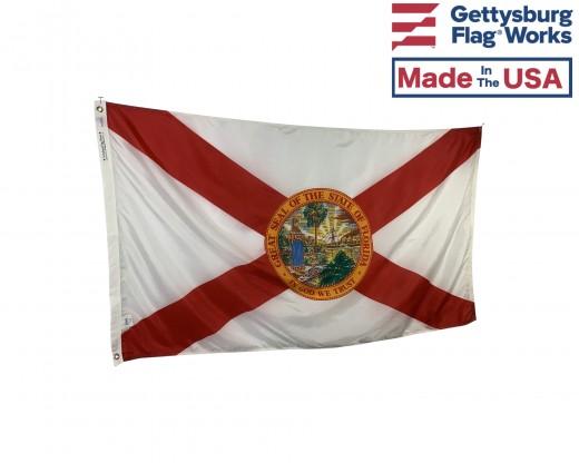 Florida Outdoor Flag