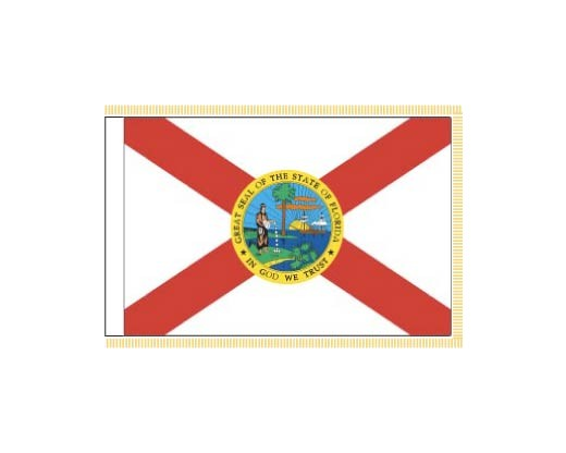 Florida Flag - Indoor