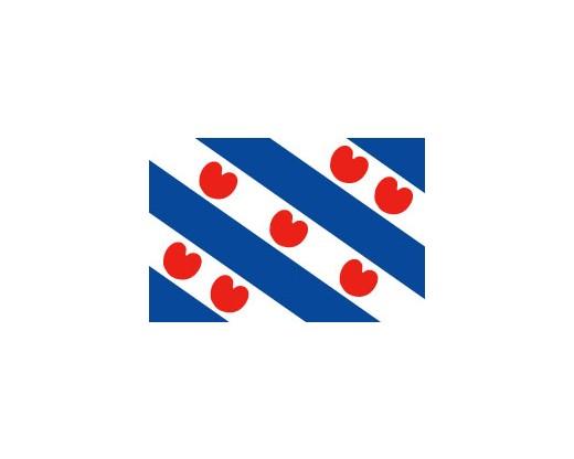 Friesland Flag (Holland)