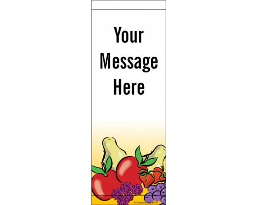 Fruit Avenue Banner