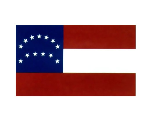 General Lee Headquarters Flag - 3x5'