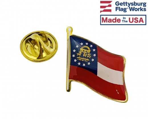 Georgia Lapel Pin