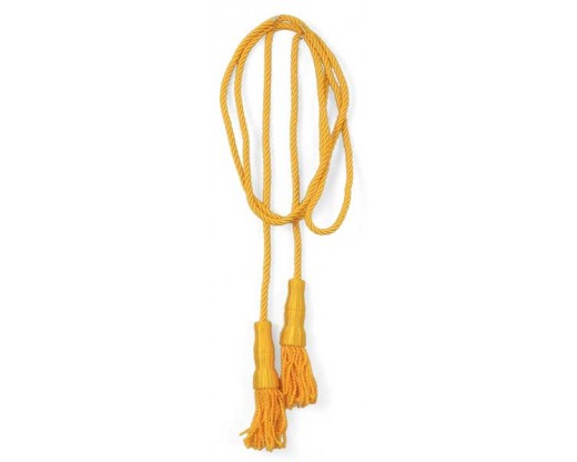 Gold Cord & Tassel