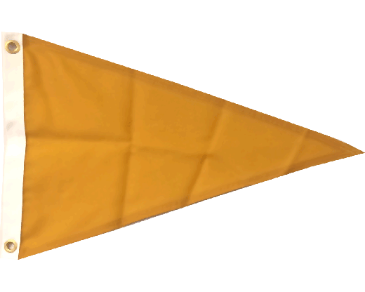 Gold Pennant