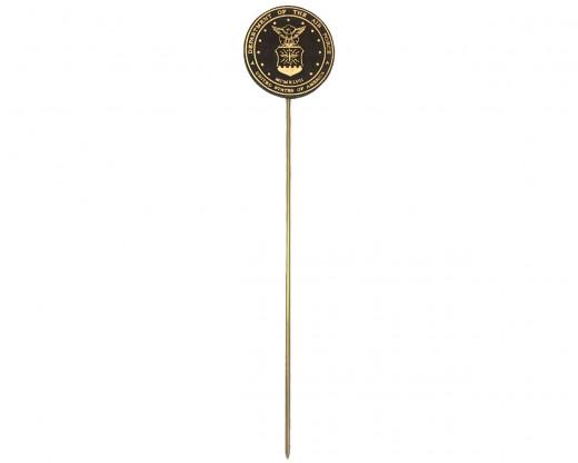 Air Force Bronze Grave Marker (Premium) Whole