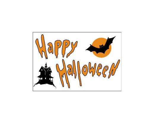 Happy Halloween Flag - 3x5'