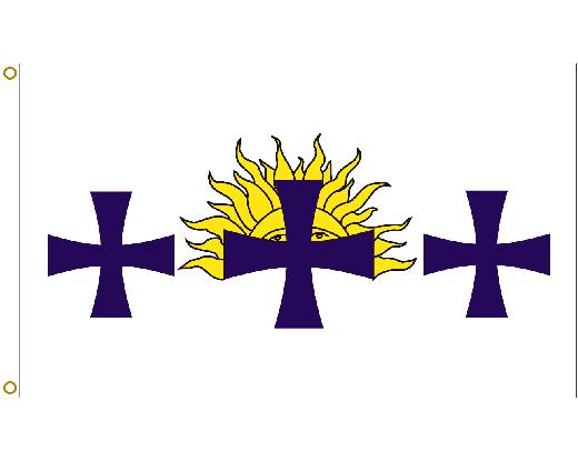 La Raza Flag