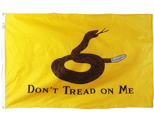 Historical Gadsden Flag