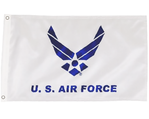 Air Force Wings Flag - 3x5'