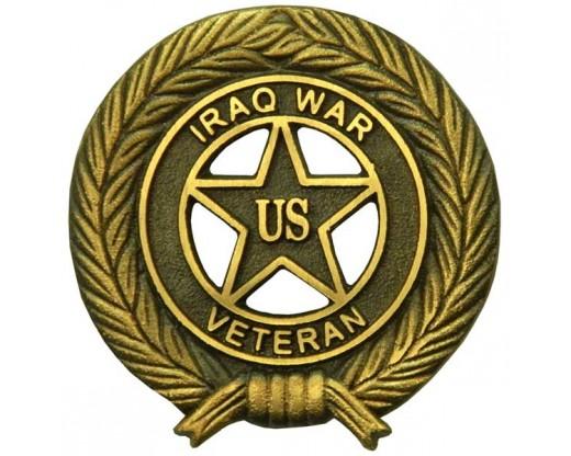 Iraq Bronze Grave Marker