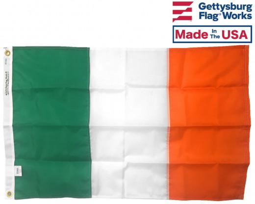 Nylon Ireland Flag