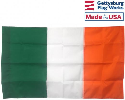 Ireland Banner Flag