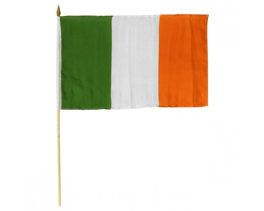 Ireland Stick Flag
