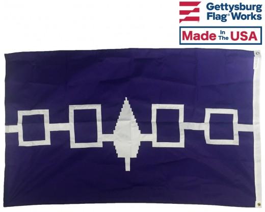 Iroquois Confederacy Flag