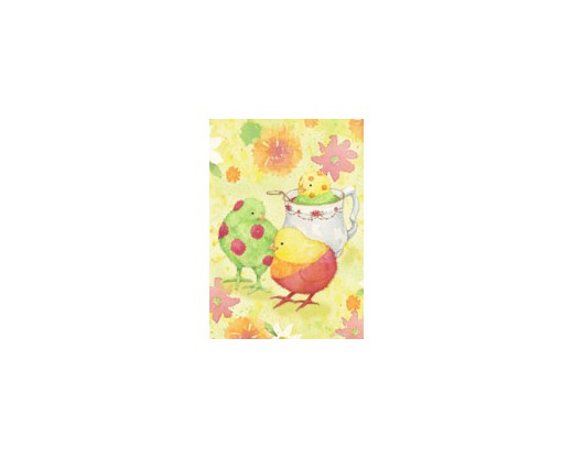 Dipped Chicks House Banner