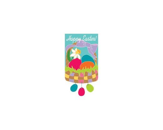 Easter Basket House Banner