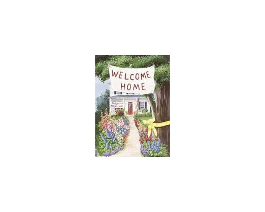 Welcome Home House Banner