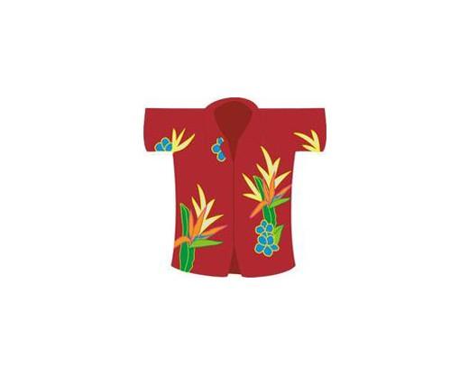 Hawaiian Shirt House Banner