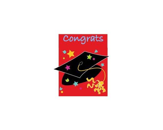 Congrats Grad House Banner