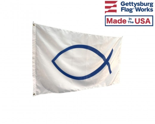Sign of the Fish Flag