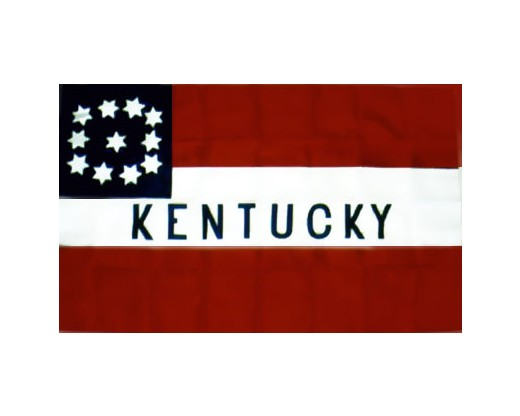Kentucky Flag 1863 - 3x5'