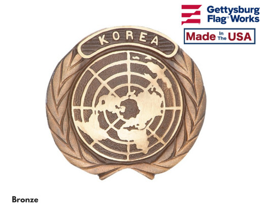 Korean War Bronze