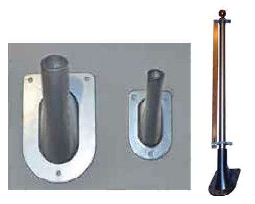 Premium Commercial Grade Pole Kit