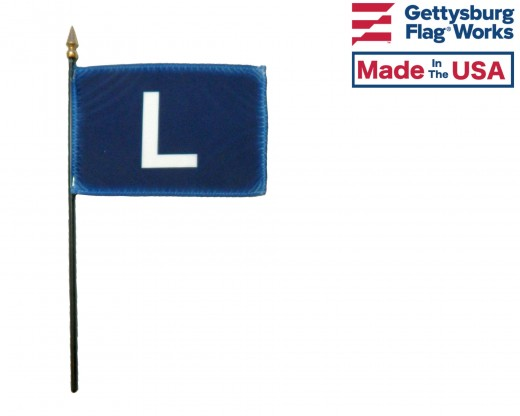 Loss Stick Flag