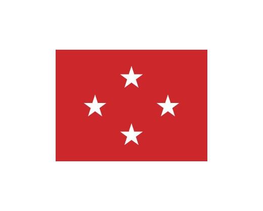 Marine General Flag (4 Stars) - 3x5'