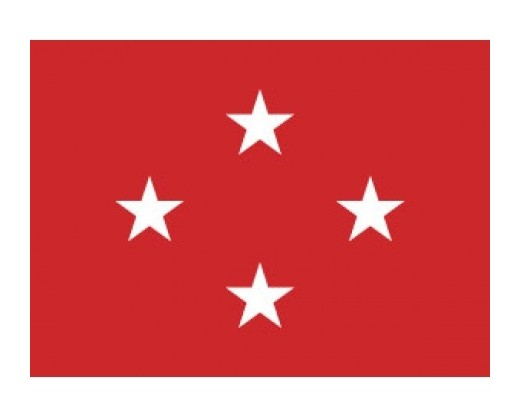 Marine Corps (4 Star) General - Indoor Marine Officer Flags